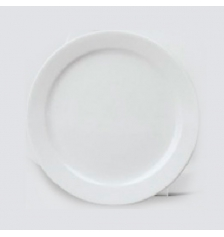 PLATO PAN 15 CM.BLANCO MALLORCA (PACK 6 Unidades)