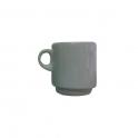 TAZA DE CAFE REX BLANCA 13 CL. (PACK 6 Unidades)