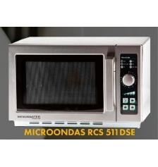 MICROHONDAS  MENUMASTER 1100 W RCS 511 DSE 559X483X352 ALTO