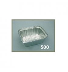 ENVASE RECT.C/TAP.E-500*144X119  PQ (Pack 100 Unidades)