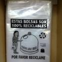 KILO BOLSA PARA MONEDAS  13X25 TRANSP. (PACK 5 KL.)