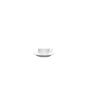PLATO CAFE 11 CM MERCURI BLANC (PACK 12 Unidades)