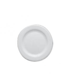 PLATO PAN NEPTUNO BL. (PACK 12 Unidades)
